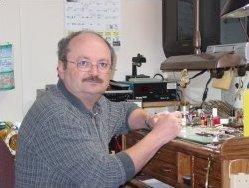 Yakov Ilyashov, expert jewelry repair specialist in St. Louis, MO