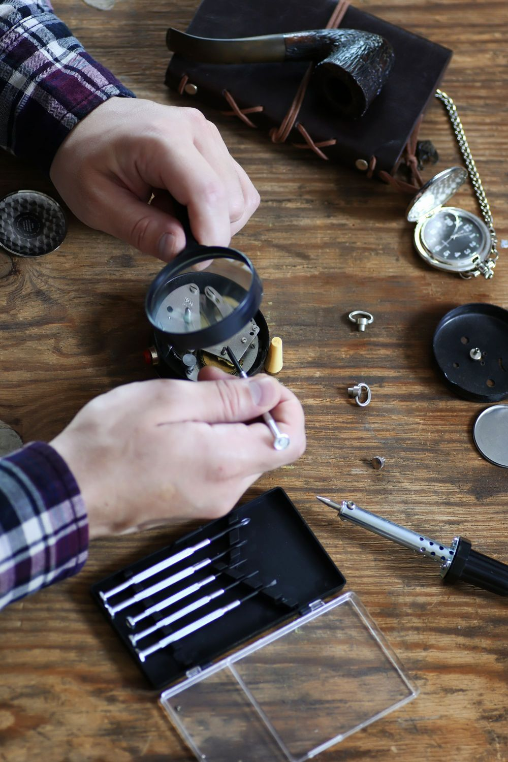 Timepiece repair and restoration in St. Louis, MO