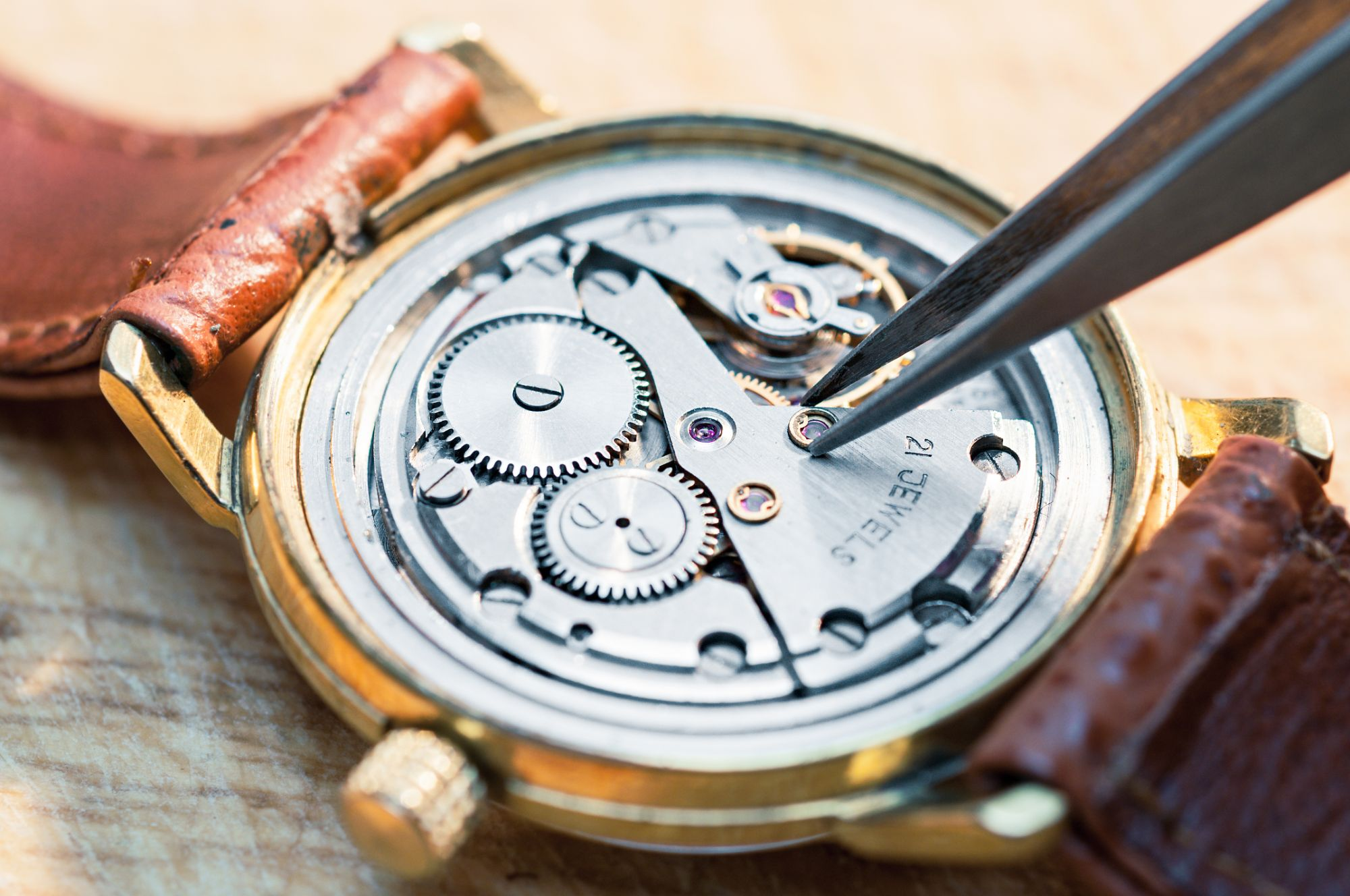 Watch, clock and jewelry repair in St. Louis, MO